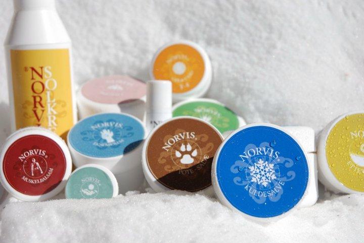 15% rabatt på Norvis-produkter for alle medlemmer!